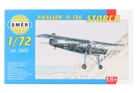 Fieseler Fi-156 Storch 1:72