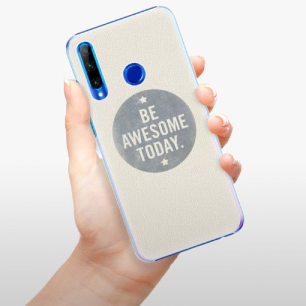Plastové pouzdro iSaprio - Awesome 02 - Huawei Honor 20 Lite