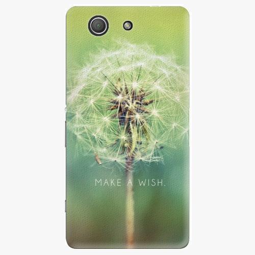 Plastový kryt iSaprio - Wish - Sony Xperia Z3 Compact