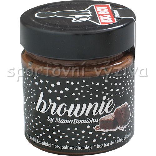Brownie lískooříškový kešu krém 250g