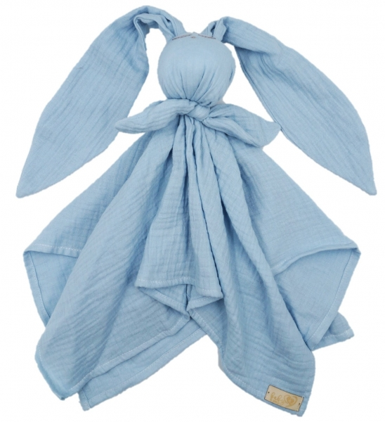 hug-me-bunny-muselinovy-mazlik-plenka-s-ousky-65-x-60-cm-modra