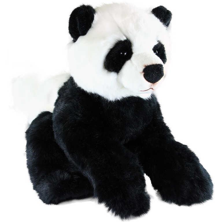 PLYŠ Panda ležící 43cm *PLYŠOVÉ HRAČKY*