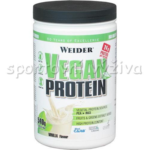 Vegan Protein - 540g-brownie-chocolate