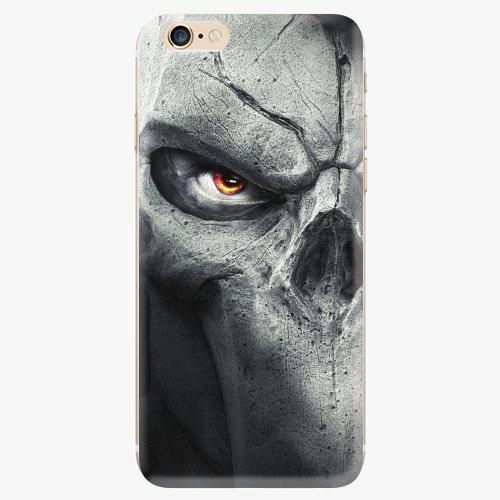Silikonové pouzdro iSaprio - Horror - iPhone 6/6S
