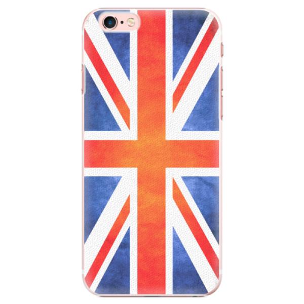Plastové pouzdro iSaprio - UK Flag - iPhone 6 Plus/6S Plus