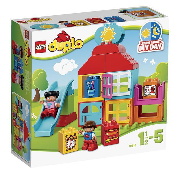 LEGO DUPLO Můj první domeček 10616
