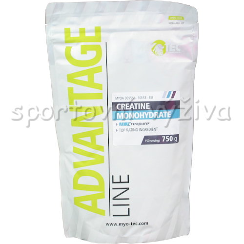 Creatine Monohydrate Creapure 750g