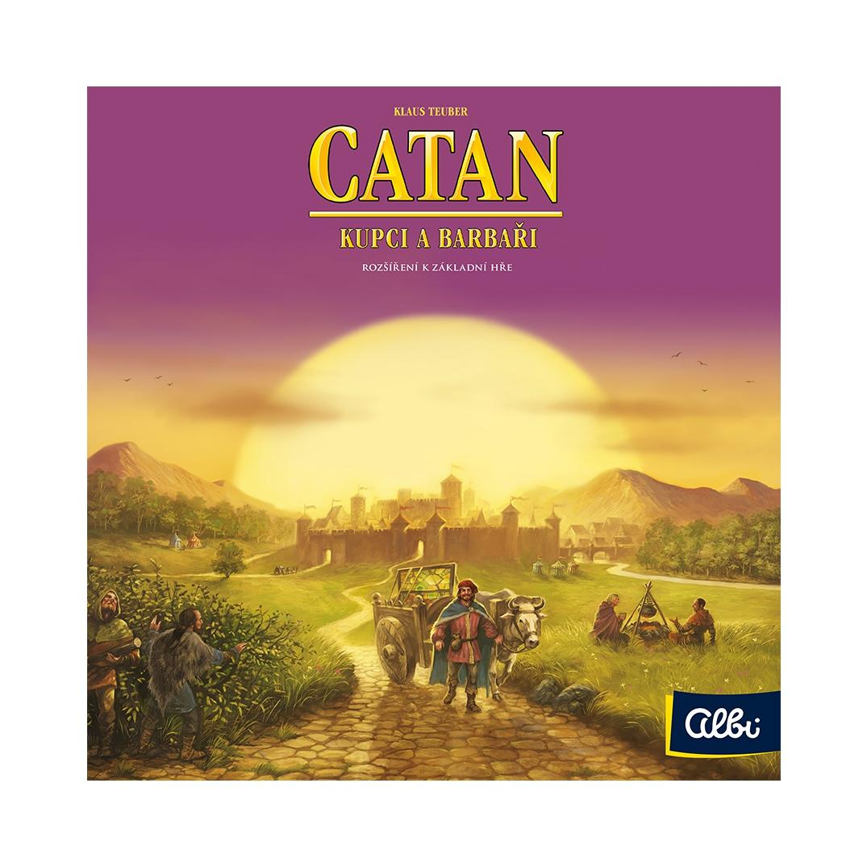 Catan - Kupci a barbaři
