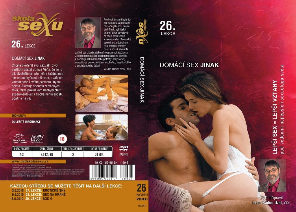 26.lekce - Domací sex jinak