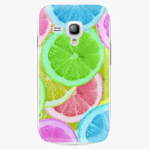 Plastový kryt iSaprio - Lemon 02 - Samsung Galaxy S3 Mini