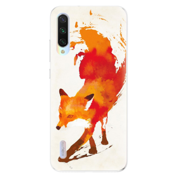 Odolné silikonové pouzdro iSaprio - Fast Fox - Xiaomi Mi A3