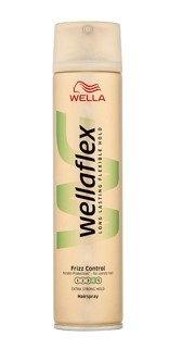 Wella flex Frizz Control extra silný sprej na vlasy 250ml
