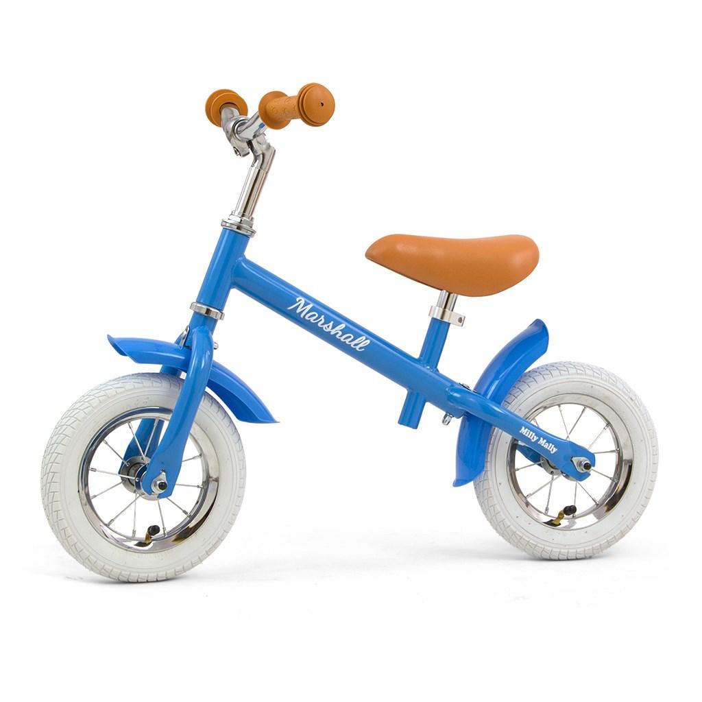 Dětské odrážedlo kolo Milly Mally - Marshall Air Blue - modrá