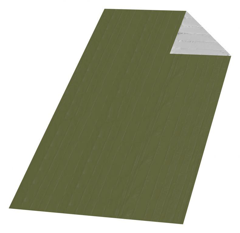 Izotermická zelená fólie SOS - 210 x 130 cm