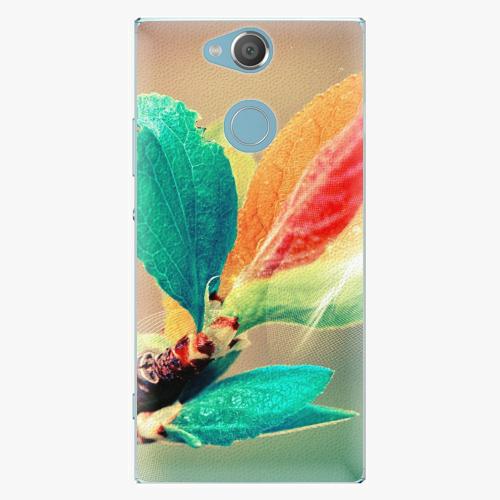 Plastový kryt iSaprio - Autumn 02 - Sony Xperia XA2