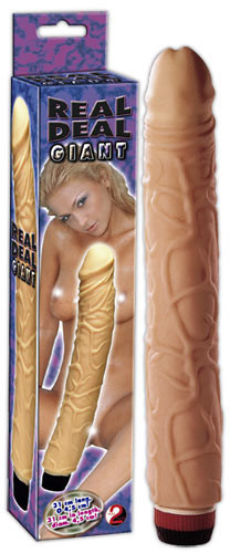 Vibrator Real Deal Giant