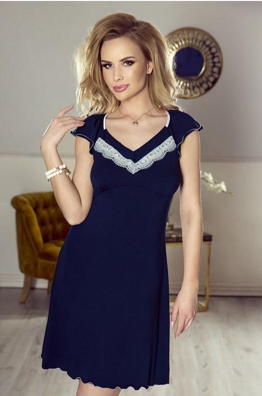 Dámská noční košile Eldar First Lady Flora 2XL-3XL