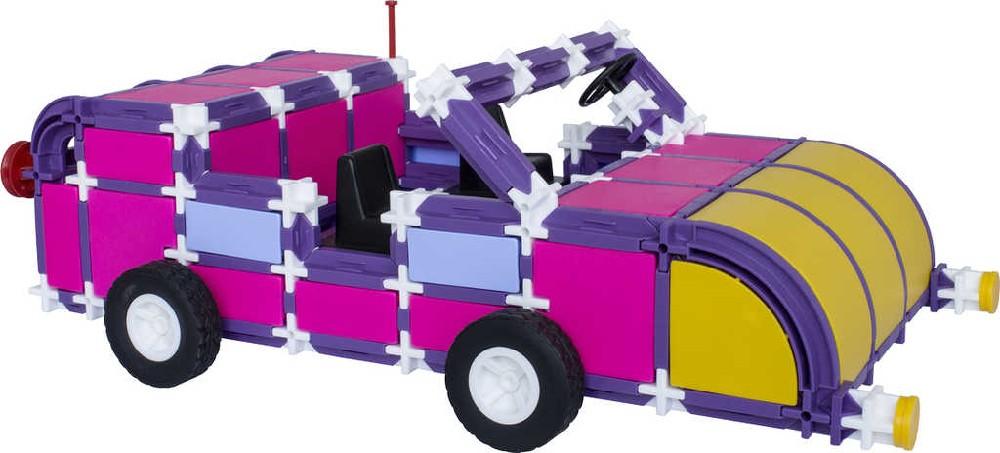 VISTA SEVA Jumbo 2 pro holky polytechnická STAVEBNICE 1140 dílků v plastovém boxu