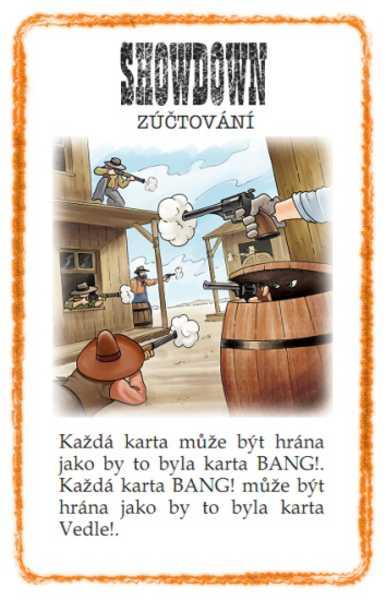 ALBI HRA Bang! Divoký západ - Wild West Show