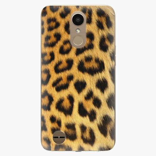 Plastový kryt iSaprio - Jaguar Skin - LG K10 2017