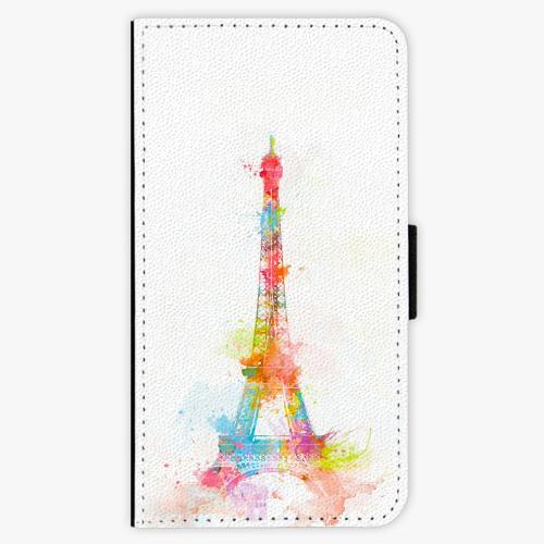 Flipové pouzdro iSaprio - Eiffel Tower - Samsung Galaxy J1 2016