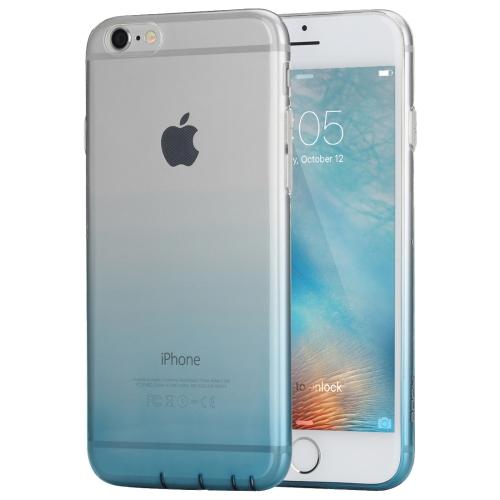 Pružný kryt Rock Iris Gradually pro iPhone 6 / 6S modrý