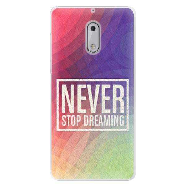 Plastové pouzdro iSaprio - Dreaming - Nokia 6