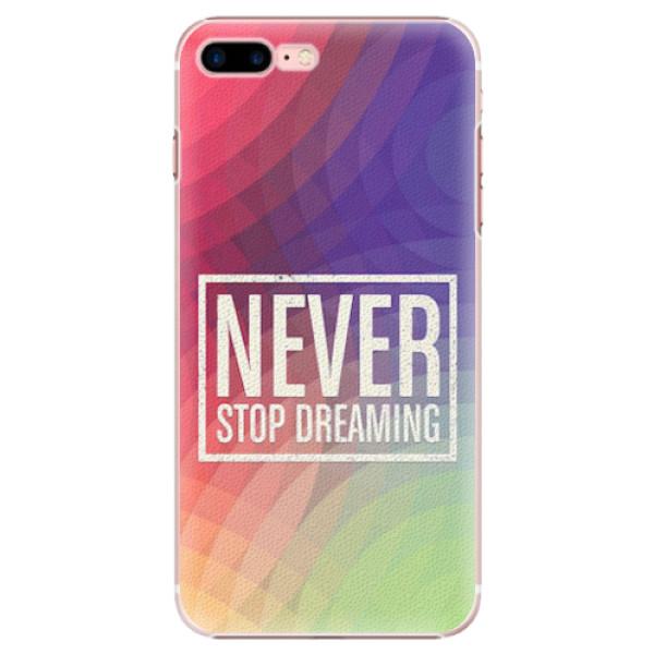 Plastové pouzdro iSaprio - Dreaming - iPhone 7 Plus