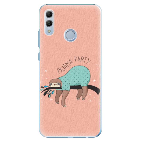 Plastové pouzdro iSaprio - Pajama Party - Huawei Honor 10 Lite
