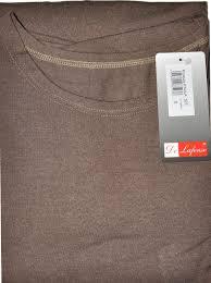 Dámská noční košile PAULA 523 - DE LAFENSE - Grafitová/S