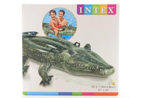 INTEX Vodní vozidlo aligátor 170 x 86 cm 57551
