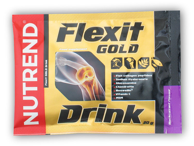 Flexit Gold Drink 20g