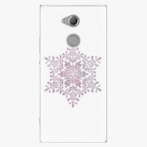 Plastový kryt iSaprio - Snow Flake - Sony Xperia XA2 Ultra
