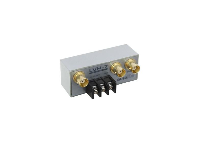 Eurolite LVH-3 manuální video přepínač