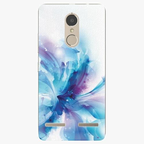 Plastový kryt iSaprio - Abstract Flower - Lenovo K6