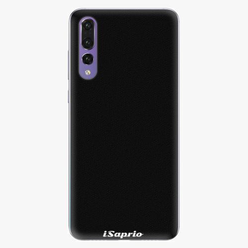 Plastový kryt iSaprio - 4Pure - černý - Huawei P20 Pro