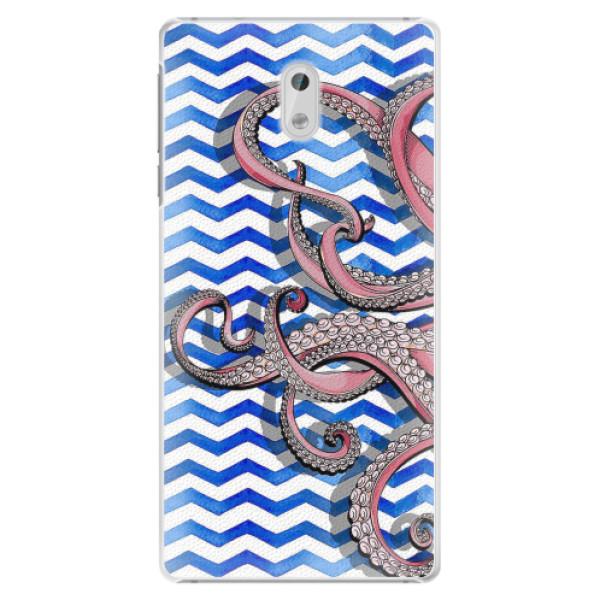 Plastové pouzdro iSaprio - Octopus - Nokia 3