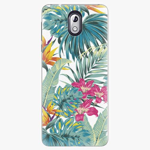 Plastový kryt iSaprio - Tropical White 03 - Nokia 3.1