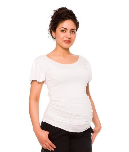 Těhotenské triko/halenka Lea
