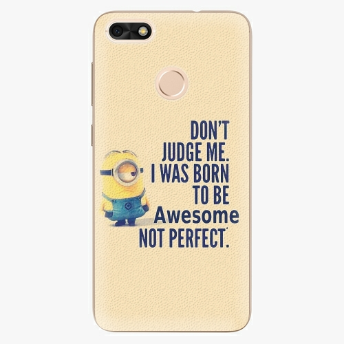 Plastový kryt iSaprio - Be Awesome - Huawei P9 Lite Mini