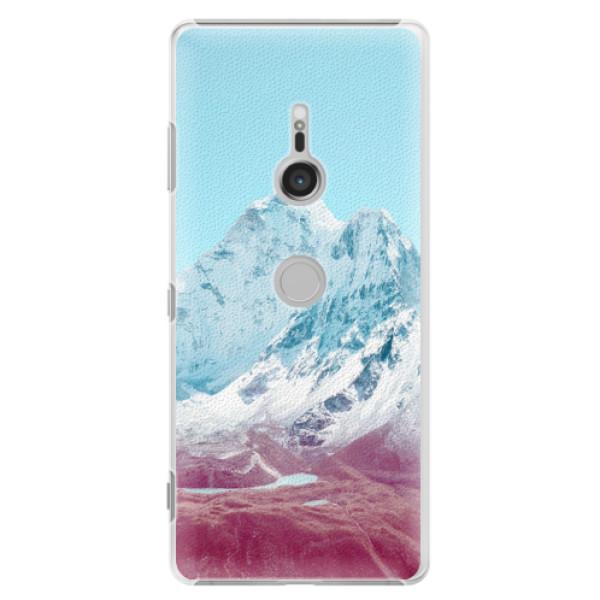 Plastové pouzdro iSaprio - Highest Mountains 01 - Sony Xperia XZ3