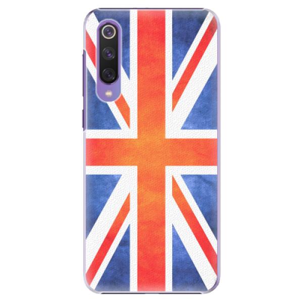 Plastové pouzdro iSaprio - UK Flag - Xiaomi Mi 9 SE