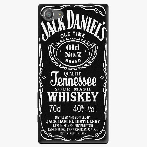 Plastový kryt iSaprio - Jack Daniels - Sony Xperia Z5 Compact