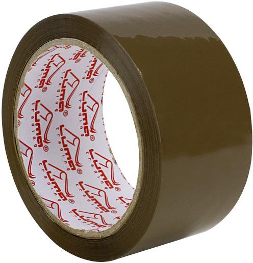 Lepící páska hnědá 48mm x 66m x 43mic Havana vysoká pevnost