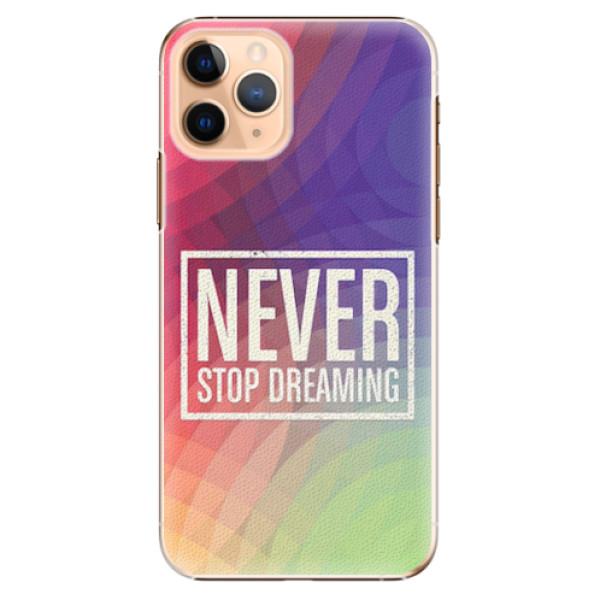 Plastové pouzdro iSaprio - Dreaming - iPhone 11 Pro