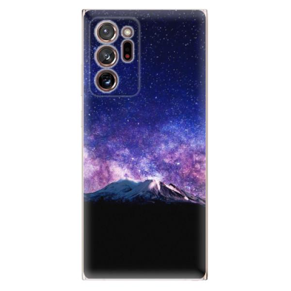 Odolné silikonové pouzdro iSaprio - Milky Way - Samsung Galaxy Note 20 Ultra