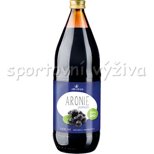 Allnature 100% BIO Aronie Premium 1000ml
