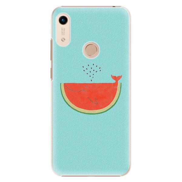 Plastové pouzdro iSaprio - Melon - Huawei Honor 8A