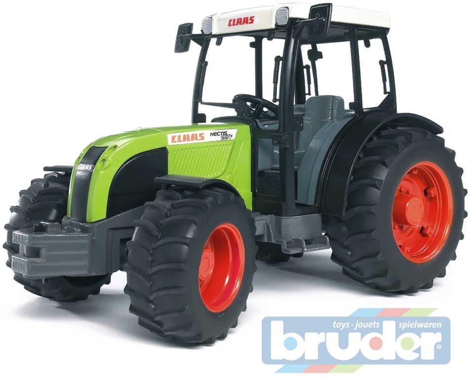 BRUDER 02110 (2110) Traktor CLAAS Nectis