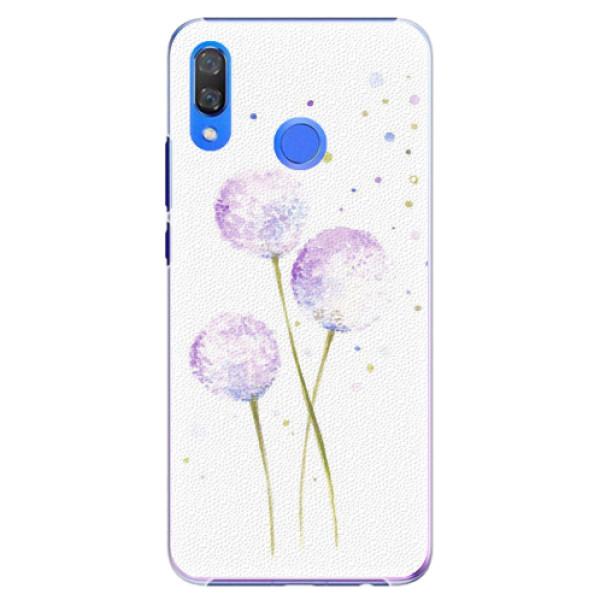 Plastové pouzdro iSaprio - Dandelion - Huawei Y9 2019